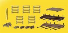 Kibri 38663 H0 Deko-Set Holzausgestaltung zum Sägewerk *Neuware*