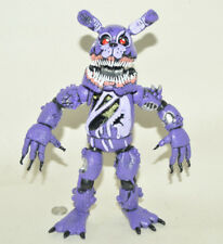 TOY MEXICAN FIGURE BONNY PURPLE TWISTED FIVE NIGHTS AT FREDDY'S ANIMATRONICS 8¨