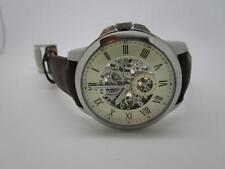 ME3052 FOSSIL MEN'S GRANT AUTOMATIC WATCH  USED   (449)