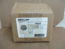 KILLARK C/N:HKB-B INSTRUMENT HOUSING & DEVICE ENCLOSURES #124721G NEW