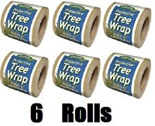 "(6) ea Dalen Rap-15 3"" x 50' Tree Trunk Bark Protective Wrap"