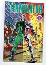 The Terminator #1   Aug 1990, Dark Horse Comics.
