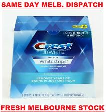Crest 3D Whitestrips Express 1-Hour Teeth Whitening Kit - Pack of 2