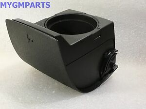 HUMMER H3 REAR SEAT CUPHOLDER 2006-2010 NEW OEM GM 15820550