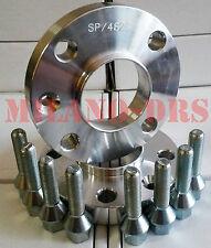 COPPIA DISTANZIALI RUOTA 16mm MINI COUPE' R55-R56-R57-R58-R59 CON BULLONI