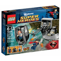 LEGO Super Heroes 76009 Superman Black Zero Escape | Brand New Sealed