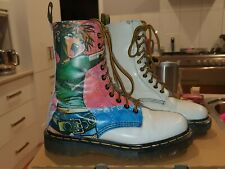 Manga Anime Dr Martens Vintage Made In England Size 6 10up