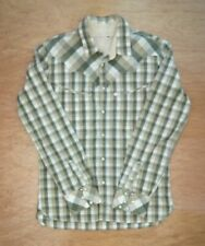 chemise Levi Strauss and Co western cintrée homme L