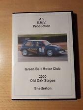 Blank inside Andrew Kitson Greetings card Lotus 24 at Snetterton