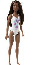 NEW Mattel Barbie Floral Print Fashion Doll FJD99