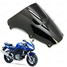 Puig Racing Windscreen Black for Suzuki SV650S 2003-2010 SV1000S 2003-2007