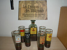COLECCION DE VASOS DE WHISKY / COLLECTION OF GLASS OF WHISKY