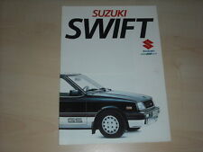 44461) Suzuki Swift Prospekt 09/1984
