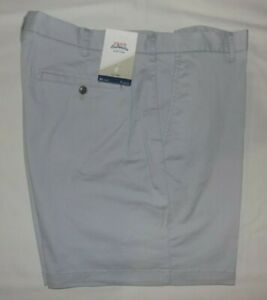 IZOD Men's Saltwater Relaxed Classics Stretch Shorts 40 42 Inseam 7 in New