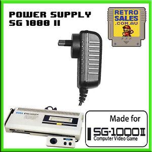 Sega SG-1000 II Power Supply Adapter Pack New Aftermarket AUS SA-150 PSU Mark II