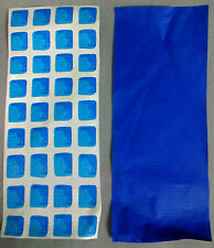 """INTEX POOL PATCH MATERIAL ( 1 ) PIECE ONLY  MATERIAL SIZE IS  12.75"""" X 5"""""""