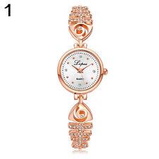 Luxury Diamond Golden Hot Selling Fish Bone Strap Analog Quartz Watch Gift