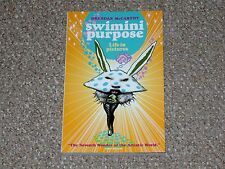 2005 Brendan McCarthy Swimini Purpose First Edition Signed Limited to 500