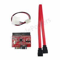 2 in 1 3.5 SATA to IDE / IDE to SATA ATA 100 / 133 Adapter Converter Cable