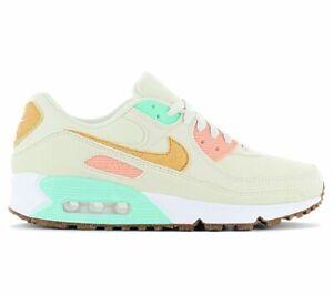 Nike air max 90 LX (W) - Happy Pineapple - DC5211-100 Women's Sneaker Shoes