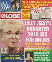 Globe Magazine March 3 1992 Sally Jessy Daughter Sex - Jeffrey Dahmer Cannibal