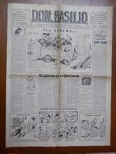 DON BASILIO 26 marzo 1950 Florestano Di Fausto Scelba Turoldo Vaticano Armi di e