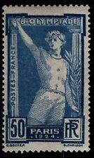 Jeux Olympiques de PARIS 1924 50c, Neuf * = Cote 32 € / Lot Timbre France 186