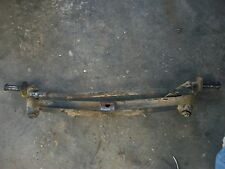 John Deere 212  K301A Engine  LAWN GARDEN MOWER TRACTOR FRONT AXLE WITH SPINDLES