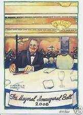 """WHITING INDIANA """"Life of Whiting"""" Card #1 Inag Dinner"""
