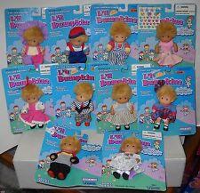 #5904 Nrfc Vintage Uneeda 10 Lil Bumpkins Dolls
