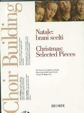 Choir Building: Selected Pieces for Christmas (Choral (mi... UMP84390
