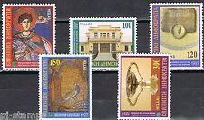 Europa Sympathy 1997 Griekenland 1937-1941 Saloniki Culturele hoofdstad CW 15