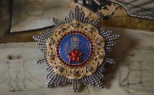 The Order of Yugoslav Great Star, yugoslavia Order Badge Medal top scarce!!