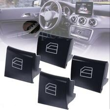 4Pcs Driver Window Switch Repair Button Cap For Mercedes ML GL R Class W164 X164