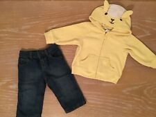 Infant Boy's Clothing Lot of 2 Size 12-18 Months