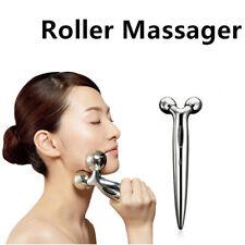 masseur visage beauté design rouleau massage appareil anti rides plaisir intense