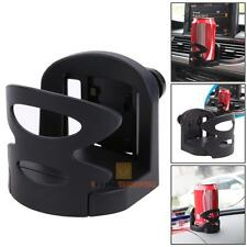 ABS Clip on Car Vehicle Truck Folding Beverage Drink Bottle Can Cup Holder Stand