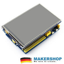 Waveshare 4inch Touchscreen resisitv LCD 482*320 Arduino Shield Display 13587