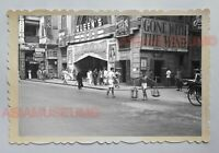 GONE WITH THE WIND QUEEN'S CINEMA THEATER Vintage Hong Kong Photo 04126 香港旧照片