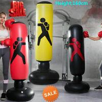 Kids Boxing Punch Bag Children Punching Bag Set Fitness Gift Pack Boys Training