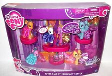 My Little Pony Royal Ball Canterlot Castle 7-Pack NEW INPACKAGE Target Xclsv MLP