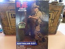 G.I. JOE CLASSIC COLLECTION AUSTRALIAN O.D.F. OPERATIONAL DEPLOYMENT FORCE AA