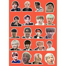 Jewelry & Accessories Jewelry Findings & Components Kpop Got7 Mark Cute Pvc Photo Sticker For Luggage Notebook Laptop Diy Stickers