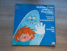 Meister Eder und sein Pumuckl - ...und das Schloßgespenst & Der verdrehte Tag LP