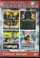 EDITION 2 DVD (4 FILMS) TOTAL WESTERN + THE WATCHER + UN ANGE + GOOD BYE AMERICA