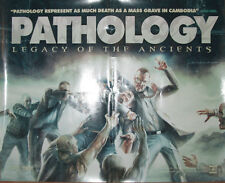PATHOLOGY Legacy of Ancients, Victory promotional poster, 2010, 16x20, VG+, punk