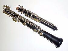 NICE HECKEL Biebrich oboe in legno