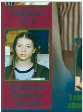 Buffy TVS Women Of Sunnydale Fashion Emergency Chase Card FE-7