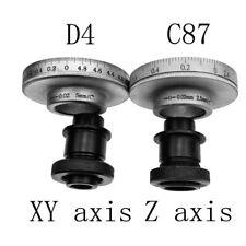 Milling Machine Part For Xyz Axis Dial Ring Lock Nut Cnc Vertical Bridgepor