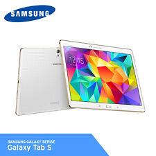 "Samsung SM-T800 Galaxy Tab S 10.5"" Wi-Fi 32Gb Tablet Android 4.4 White FedEx"